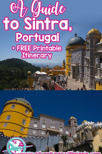 A Guide to Sintra: A Day Trip from Lisbon, Portugal