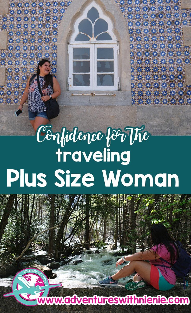 Confidence for the Traveling Plus Size Woman