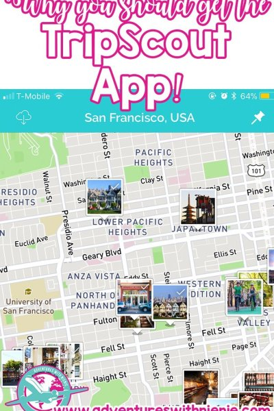 Why you should get the TripScout App!