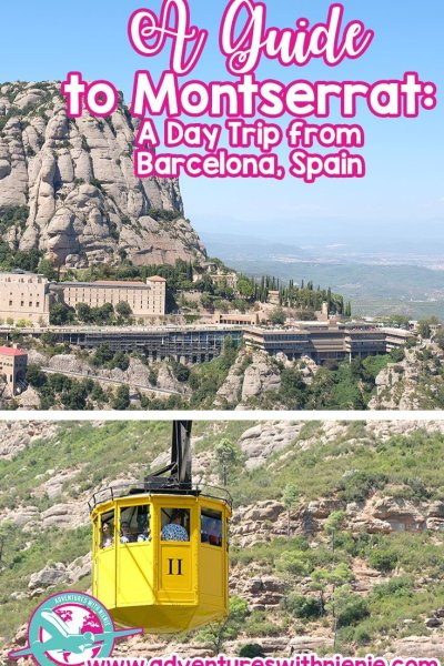 A Guide to Montserrat: A Day Trip from Barcelona, Spain