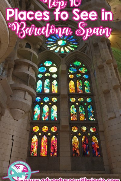 Top 10 Places to See in Barcelona, Spain
