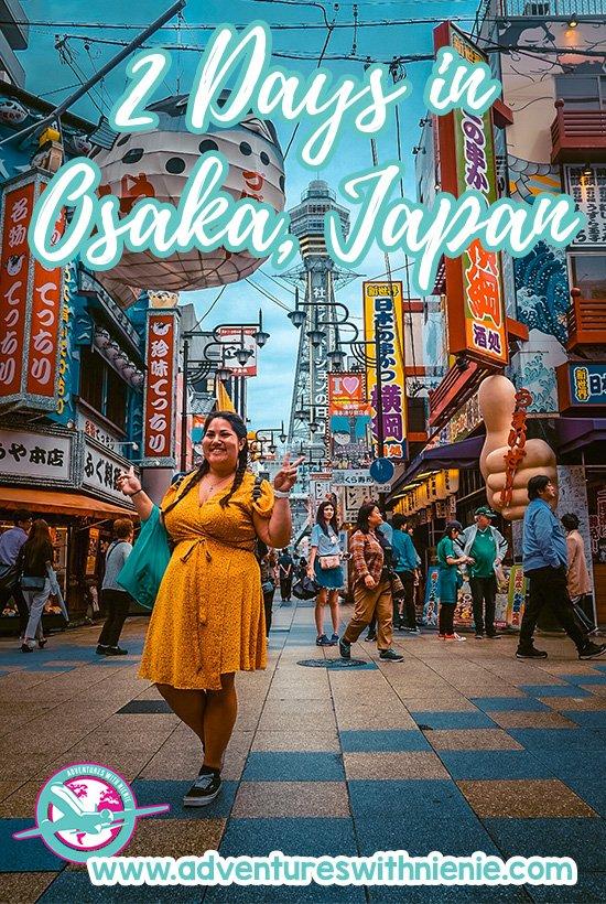 2 Days in Osaka