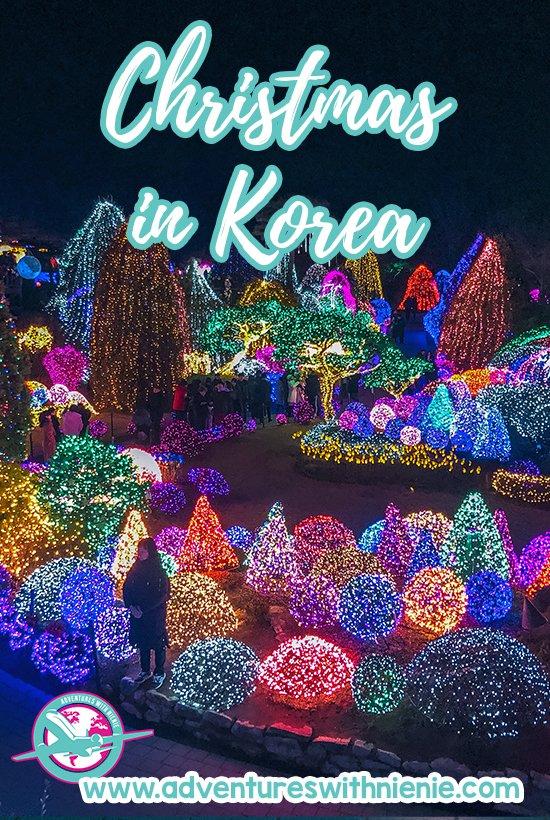 Christmas in Korea