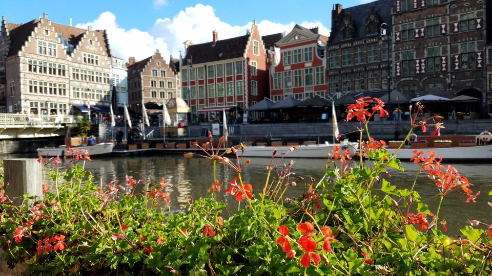 Ghent, Belgium | Adventures with Shelby