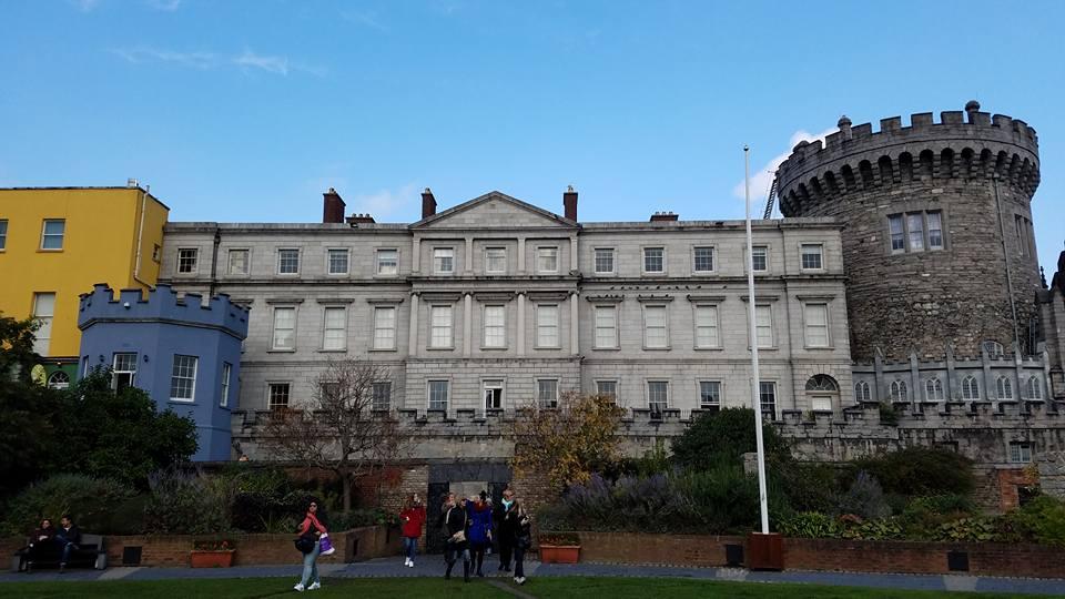 Dublin Castle | Adventures with Shelby