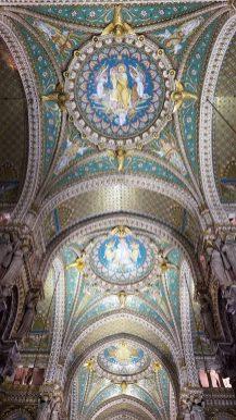 Basilique Notre Dame de Fourvière | Lyon, France | Adventures with Shelby