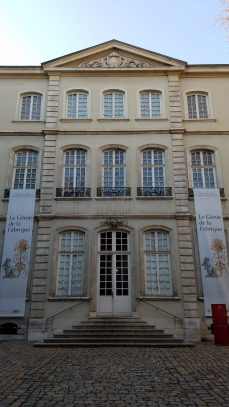 Musee des Tissus | Lyon, France | Adventures with Shelby