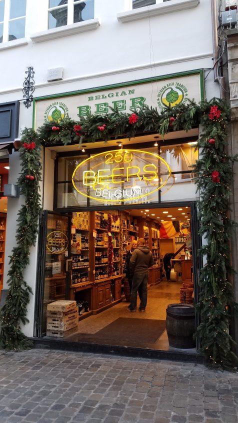 Belgian Beer, Brussels | Adventures with Shelby