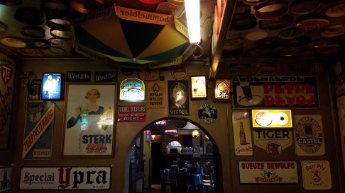 Delirium Bar, Brussels | Adventures with Shelby