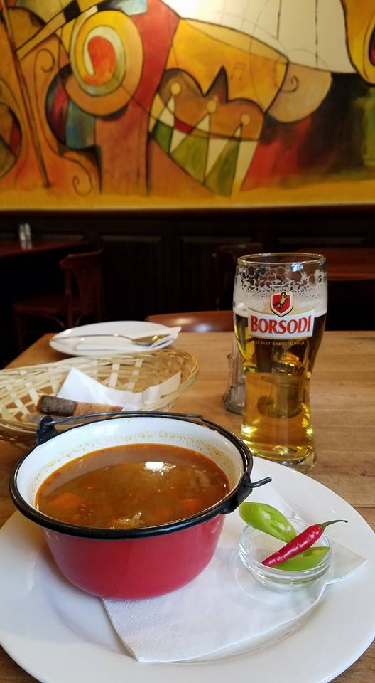 Hungarian Dishes in Budapest | Adventures with Shelby