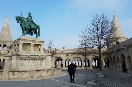 Budapest Fishermans Bastion | Adventures with Shelby