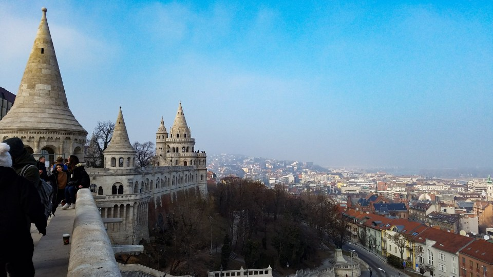 Fishermans Bastion, Budapest, Hungary | Adventures with Shelby