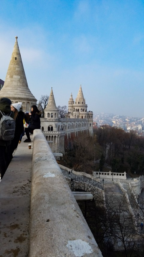 Fisherman's Bastian, Budapest, Hungary | Adventures with Shelby