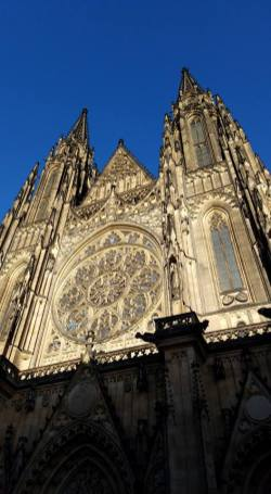 St. Vitus Cathedral, Prague Castle   Adventures with Shelby