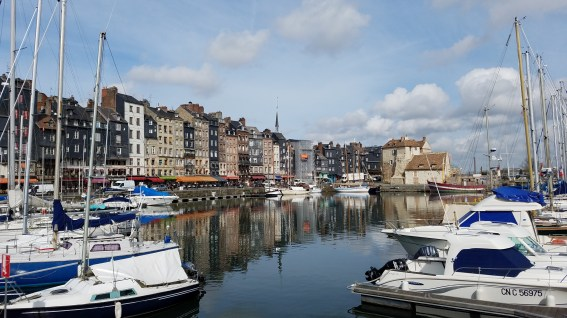 An Afternoon in Honfleur, France | Adventures with Shelby