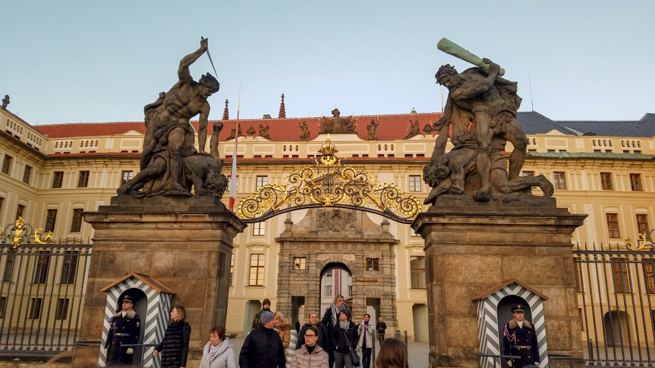 Prague Castle | Adventures with Shelby