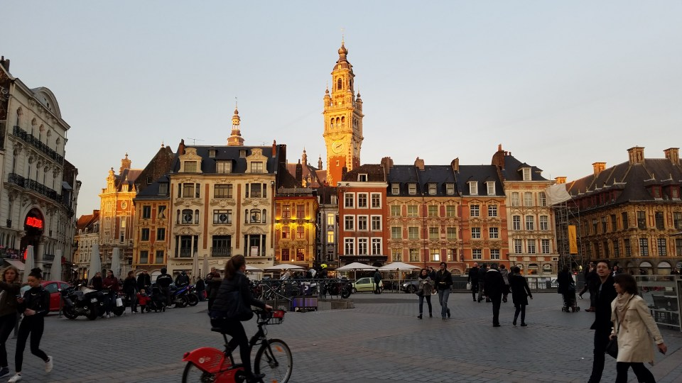 Lille, France | TAPIF Pros and Cons | Adventures with Shelby