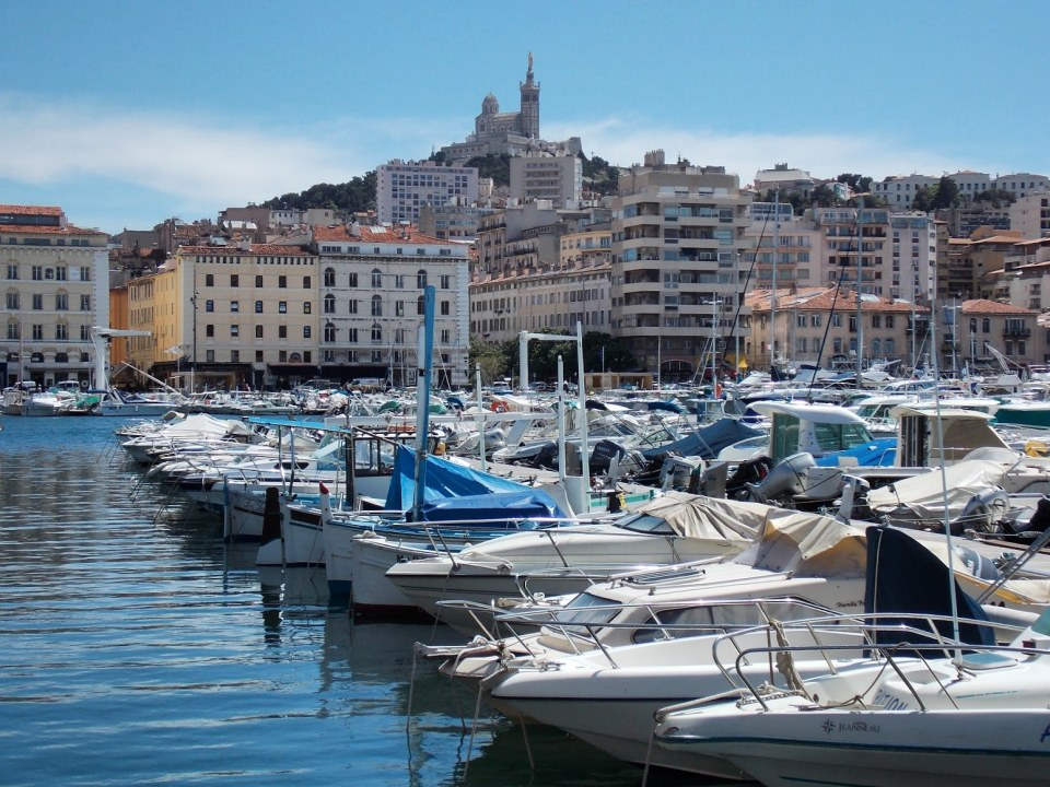 Vieux Port, Marseille   Adventures with Shelby