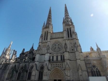 Cathédrale Saint-André, Bordeaux   Adventures with Shelby