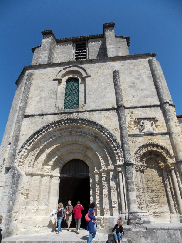 Église Saint-Martin de Mazerat​ | Saint-Émilion, France | Adventures with Shelby