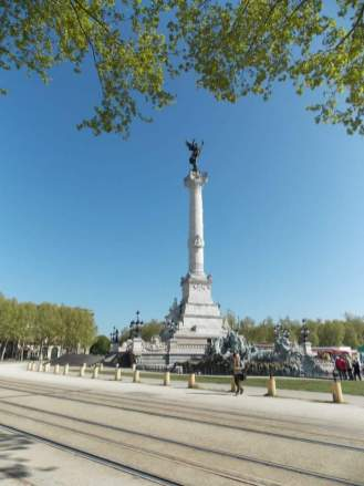 Esplanade des Quinconces, Bordeaux   Adventures with Shelby