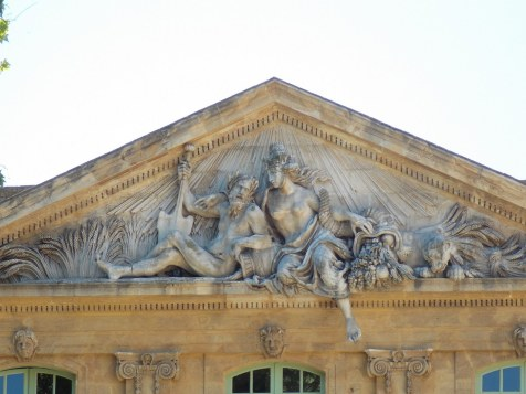 Market in Aix-en-Provence | Adventures with Shelby