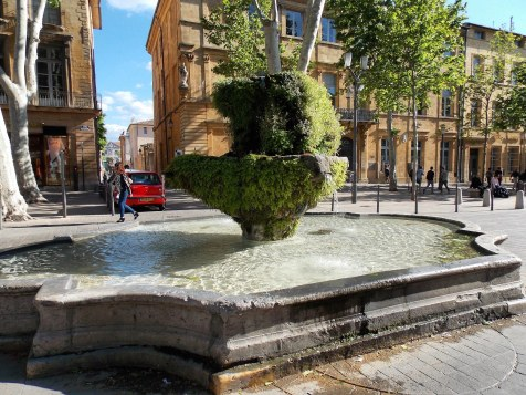 Cours Mirabeau | Aix-en-Provence, France | Adventures with Shelby