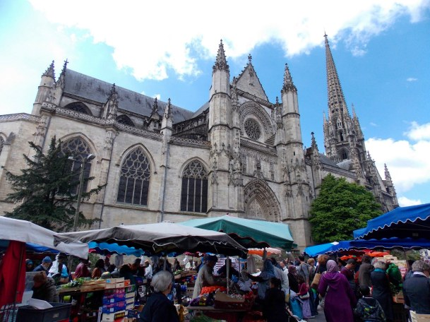 Basilique Saint-Michel, Bordeaux | Adventures with Shelby