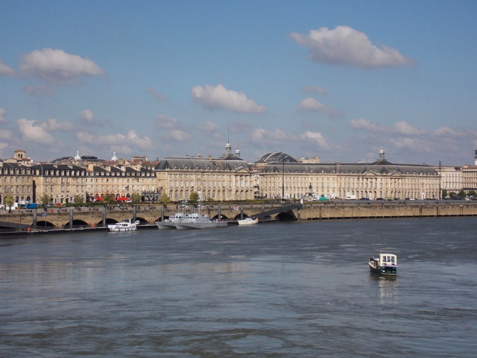 La Garonne, Bordeaux | Adventures with Shelby