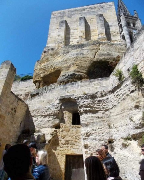 Saint-Émilion Monolithic Church | Bordeaux, France | Adventures with Shelby