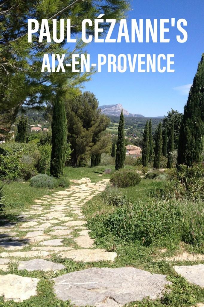 Paul Cezanne's Aix-en-Provence | Adventures with Shelby