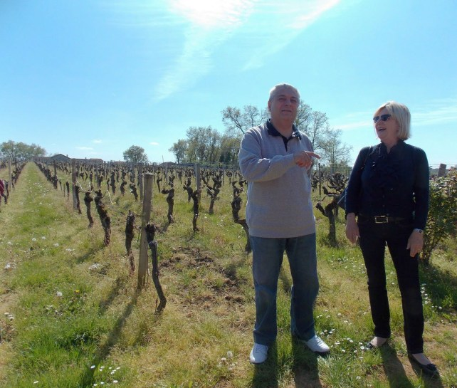 Chateau Haut-Veyrac | Bordeaux, France | Adventures with Shelby