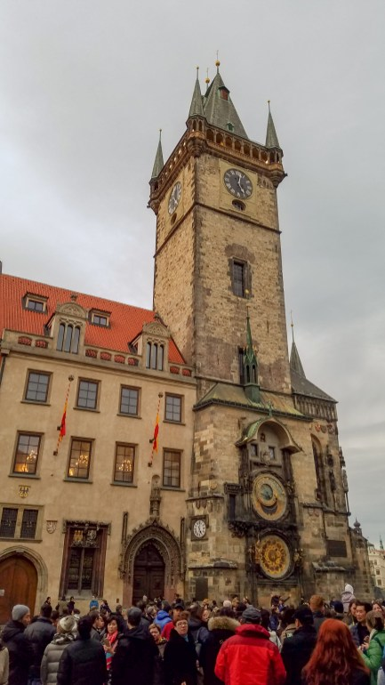 Prazsky Orloj, Prague | Adventures with Shelby