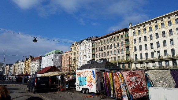 Naschmarkt | Vienna, Austria | Adventures with Shelby