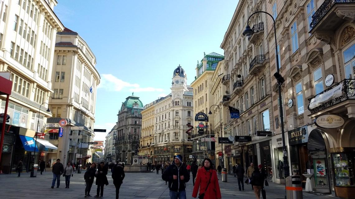 Vienna, Austria   Adventures with Shelby