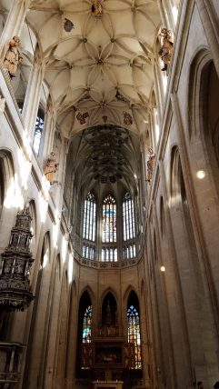 Cathedral of St. Barbara, Kutná Hora   Adventures with Shelby