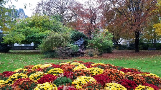Luxembourg Garden in the Fall   Adventures with Shelby