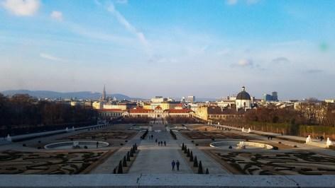 Belvedere | Vienna, Austria | Adventures with Shelby