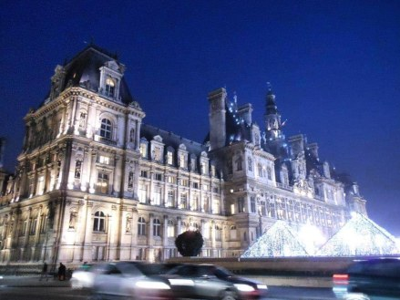 Paris at Christmas Time | Adventures with Shelby