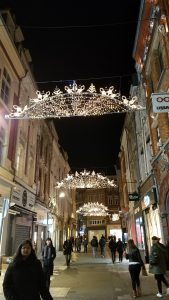 Vieux Lille at Christmas | Adventures with Shelby
