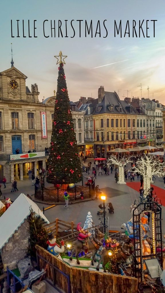 Lille Christmas Market | Adventures with Shelby