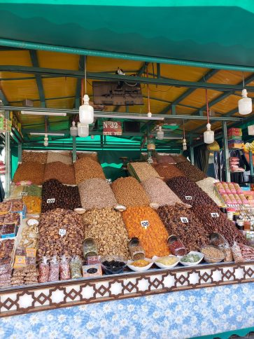 Place Jemaa el-Fna, Marrakech | Adventures with Shelby
