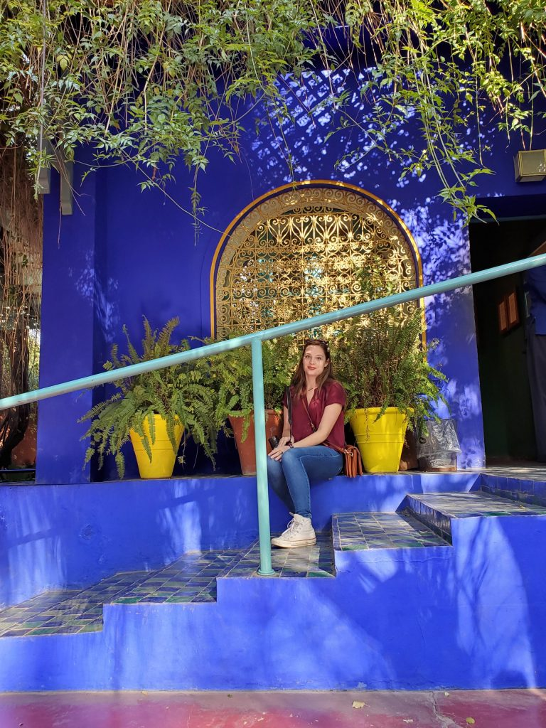 Jardin Majorelle in Marrakech | Adventures with Shelby
