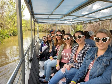 Swamp Tour, New Orleans | Adventures with Shelby