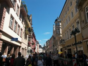 Old Town Heidelberg | Adventures with Shelby