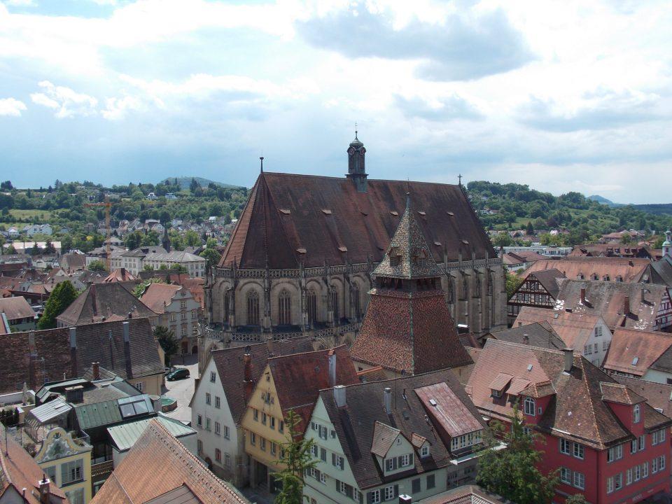 Heilig-Kreuz Münster, Schwaebisch Gmuend | Adventures with Shelby