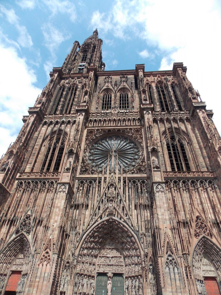 Notre Dame of Strasbourg, France   Adventures with Shelby