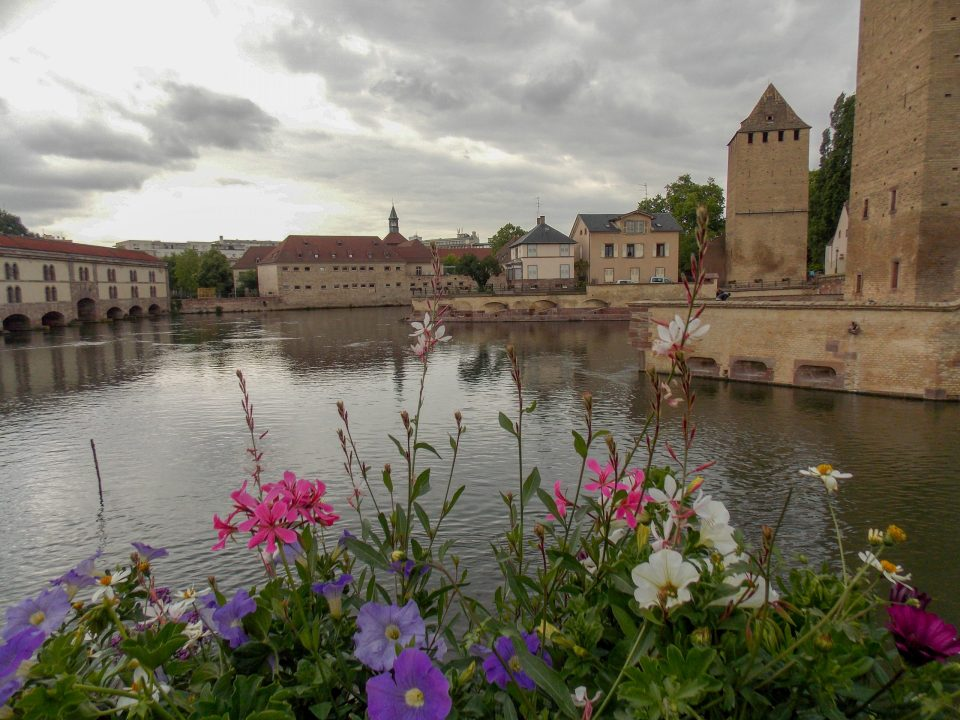Ponts Couverts and Barrage Vauban   Adventures with Shelby