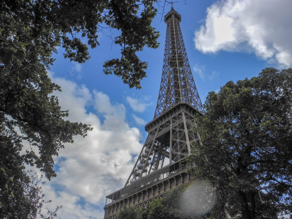 Eiffel Tower in Paris, France | Adventures with Shelby