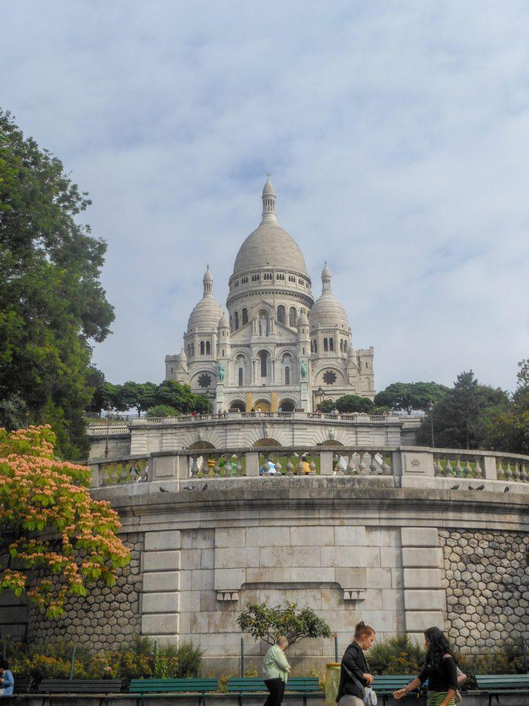Basilique Sacre Coeur in Paris | Adventures with Shelby